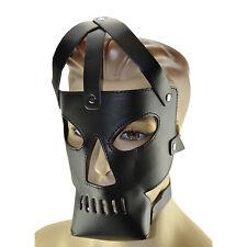 Masque de bondage type Hannibal fetish BDSM domina NEUF