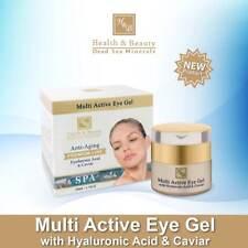 Multi Active Eye Gel H&B Dead Sea Minerals Hyaluronic acid & Caviar 50 ml-1.76OZ