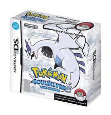 Pokemon: SoulSilver Version (Nintendo 3DS, 2010)