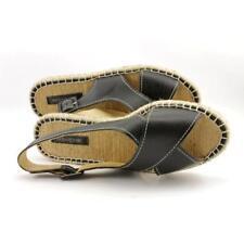Sandalias y chanclas de mujer Pour La Victoire color principal negro de piel