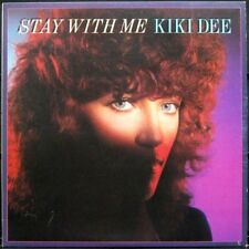 KIKI DEE 'Stay With Me' Never played 1978 1st edition Promo LP
