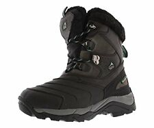 NEW Pacific Mountain Women's Steppe Snow Boots - Black/Mint - Size: 9