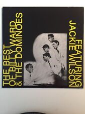 Billy Ward & The Dominoes Feat. Jackie Wilson, Best Of, Federal FED 577, LP
