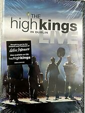 """DVD - """"THE HIGH KINGS IN DUBLIN LIVE"""" A GREAT CONCERT, 2008, BRAND NEW, SEALED"""