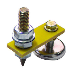 Welding Magnet Head Magnetic Welding Support Ground Clamp Strong Magnetism ONY