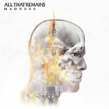 ALL THAT REMAINS CD - MADNESS (2017) - NEW UNOPENED - ROCK METAL - RAZOR & TIE