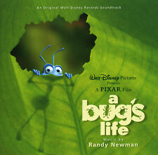 A Bug's Life (Randy Newman) (CD)