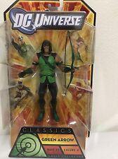 DC Universe Classics Wave 20 Green Arrow and Red Arrow build Nekron
