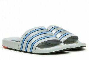 Adidas Adilette Premium Sliders Slides Design Slippers Flip Flops Uk Size 8-9-10