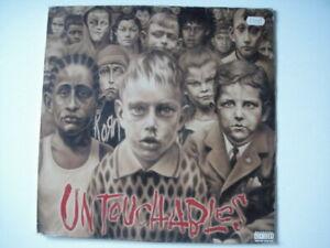 Korn – Untouchables 2xLP Epic – 501770 1 EU 2002 ORIGINAL