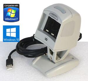 BARCODESCANNER MAGELLAN DATALOGIC 1000i USB F Win7 8 10 AUCH f. APOTHEKEN BS1