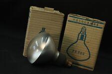 schöne alte Glühbirne BGW Glühlampe Berlin  PR500 Fotolampe für Aufnahme