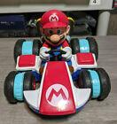 "NO REMOTE, NOT WORKING Nintendo Super Mario Cart 5"" x 8"" Remote Control Toy Car"
