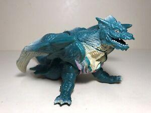 Vintage 1997 Mothra 2 Dagahra Figure  Japanese Kaiju Import Bandai Godzilla