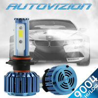 AUTOVIZION LED HID Headlight Conversion kit 9004 HB1 6000K 1988-1997 Mazda MX-6