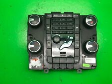 VOLVO V60 RADIO A/C CLIMATE CONTROL BUTTONS PDC MEDIA PHONE RADIO TUNE SOUND