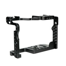 NICEYRIG GH5S GH5 Camera Cage with Cold Shoe NATO Rail for DSLR LUMIX GH5S GH5