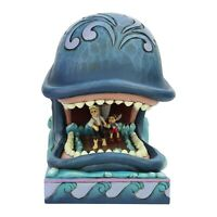Disney Traditions Monstro, Gepetto and Pinocchio A Whale of a Whale Figurine NIB