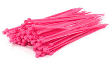 Integy RC Model C23386PINK Plastic Tie Wrap / Cable Tie (100) Small Size