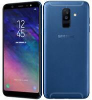 BRAND NEW SAMSUNG GALAXY J6 INFINITY DUAL SIM 64GB 4G LTE UNLOCKED BLUE 2018