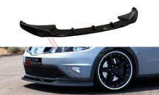 FRONT SPLITTER HONDA CIVIC MK8 FACELIFT (2009-2011)