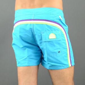 Sundek Short M502 Rainbow Turquoise Mod. M502BDTA100-181