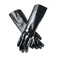 Neoprene Coated Glove with Interlock Liner and Smooth Finish (57-8645/L) UOM:DZ