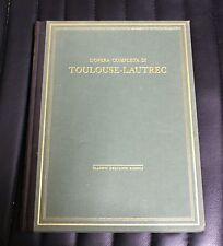 L'opera completa di Toulouse - Lautrec - Classici dell'Arte Rizzoli, 31