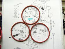 EPDM DM0041//081 GAGGIA CLASSIC-Vapore Valvola Guarnizione Guarnizione//O Ring