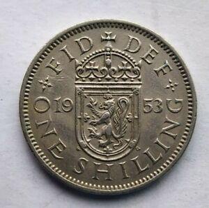 Great Britain 1 shilling 1953