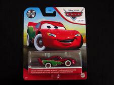 Disney Pixar Cars Metal Series 2021 Holiday Hotshot Lightning McQueen