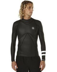 Hurley Men's Freedom Zero Point .5mm Windskin Surf Jacket (Small)