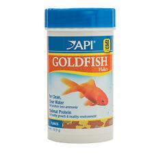 API Goldfish Flakes 31g Nutrition Fish Food Coldwater Aquarium Gold Fish