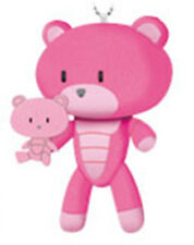 Gundam Build Fighters Beargguy Puchigguy Pink Plush 10cm BANP37144 US Seller
