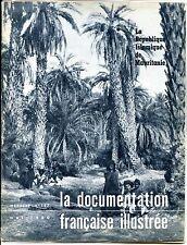 LA REPUBLIQUE ISLAMIQUE DE MAURITANIE - La documentation française - Mai 1960