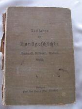 Leitfaden der Kunstgeschichte, Wickenhagen, Ernst, 1902
