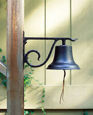 Whitehall Country Bell Large Size Gift Ships FREE & in 3 Business Days or Less