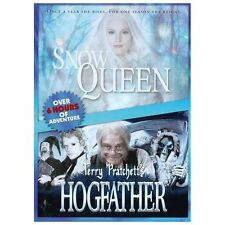 Snow Queen/Hogfather (DVD, 2013, 2-Disc Set)