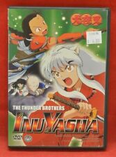 InuYasha he Thunder Brothers Dvd Pre-Viewed Clean Disc Anime Viz Video 1635