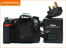 Nikon D7000 Digital SLR Camera Body Battery Charger Free UK Post