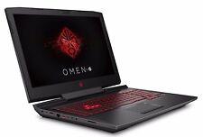 """HP OMEN 17-an007na 17.3"""" Gaming Laptop i5-7300HQ 8GB 128GB+1TB GTX 1050 1WQ11EA"""