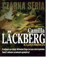 KAZNODZIEJA  Camilla Lackberg wysylka 24h! polskie ksiazki KRYMINAL *JBooks
