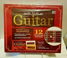 How to Play Guitar Playing Basics for Beginners Boxed Set