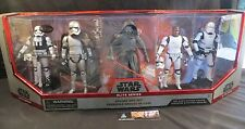 Disney Store Authentic Star Wars Elite Series Deluxe Gift Set Die cast 5 Pack