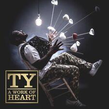 TY - A WORK OF HEART   CD HIP HOP/RAP NEW+