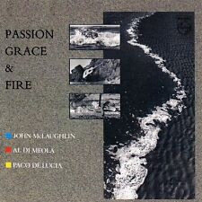 DI MEOLA / MCLAUGHLIN / DE LUCIA - PASSION GRACE & FIRE - CD SIGILLATO
