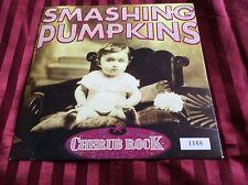 "SMASHING PUMPKINS 7"" CHERUB ROCK CLEAR VINYL LTD NUMBER 1166 MINT UNPLAYED"