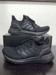 Women's Adidas Ultraboost 20 black size US 9W