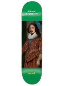 """Enjoi Skateboard Deck Renaissance Impact Light Caswell Berry 8.5"""""""