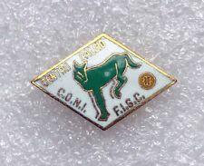 Rare football soccer pin badge ITALY CENTRO Calcio ITALIA enamel